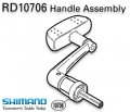 RD 10706 Handle assembly