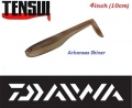 Daiwa Tensui Worm 4inc Renk:Arkansas Shiner