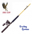 Eagle Claw Trolling Combo Set 8.6