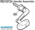 RD 10724 Handle assembly