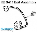 RD 9411 Bail assembly