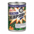 DYNAMITE BAITS FRENZIED TINNED GARLIC HEMP 350 GR