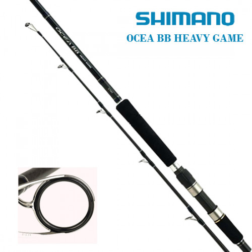 Shimano Ocea BB Heavy Game 150 gr Popping Kamışı