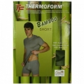 THERMOFORM BAMBU ERKEK SORT GRİ XXL
