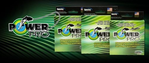POWERPRO 275 MT 0.15 MM 9 KG M.GREEN