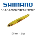 SHIMANO STAGGERING SW 125MM 21GR 09-T
