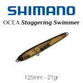 SHIMANO STAGGERING SW 125MM 21GR 10-T