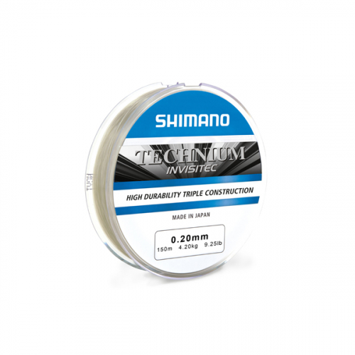 Shimano Technium 150m 0,255mm Invisitec Misina