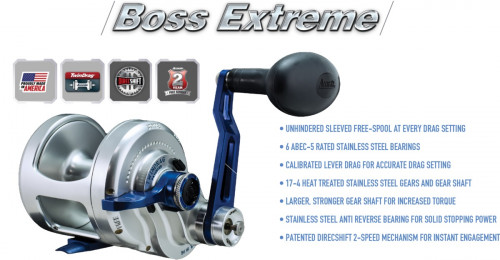 ACCURATE BOSS EXTREME BX-500XNL (NARROW VE SOL KOL)