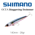 SHIMANO EXSENCE STAGGERING SWIMMER 140S 14 CM 28 G