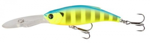 SAVAGEAR DEEP DIVING PREY85 8.5 CM 14 G CHART BLUE TIGER