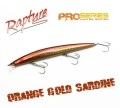 RAPTURE MAGNETO 17CM , 32GR ORANGE GOLD SARDINE