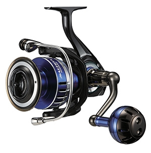Daiwa New Saltiga 5000 Makina