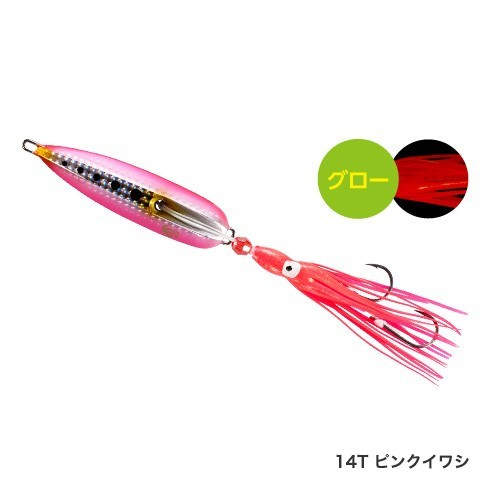 Shimano Engetsu Bottom Ship II 110 gr Jig 14T