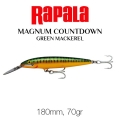RAPALA MAGNUM CD 180MM GM