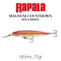 RAPALA MAGNUM CD 180MM RSRD