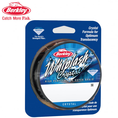 Berkley Whiplash Crystal 0,25mm 250m İp Misina