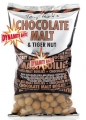 D491 CHOCOLATE MALT - TIGERNUT 15MM BOILIE