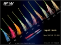 M&W Squid With Hook 3 5 Adet