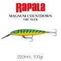 Rapala Magnum CD 220mm FT