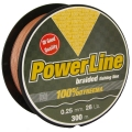 POWERLINE 0,30 BRAIDED 500MT 0,30MM