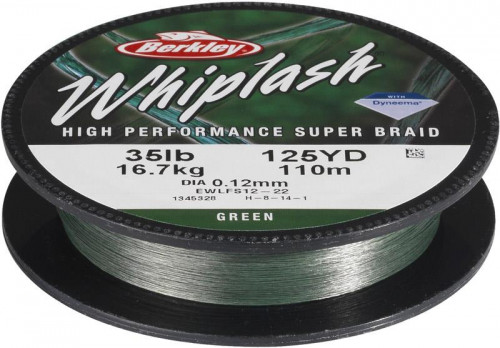 BERKLEY WHIPLASH GREEN  0.18MM 300M İP MİSİNA