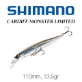Shimano Cardiff Monster Limited 110mm - 17T