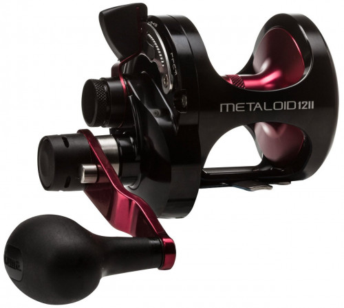 Okuma Metaloid Two Speed M-12IILXR(RED) Çıkrık Makinesi