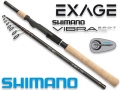 SHIMANO EXAGE BX STC MINI TELE SPIN 270 M - 3-14