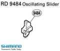Oscillating slider
