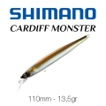 Shiamno Cardiff Monster Limited 110mm - 15T