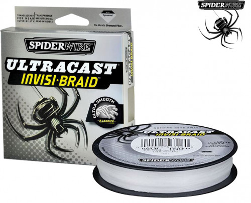 SPIDERWIRE 0.12 ULTRACAST INVISI BRAID MİSİNA 270M