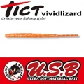 Tict Vividlizardtail Orange (Turuncu) 2,4 C-6