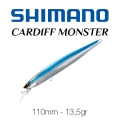 SHIMANO CARDIFF MONSTER LIMITED 110MM - 16T