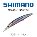 SHIMANO HIRAME LIMITED LIMITED 125MM 19GR - 02T