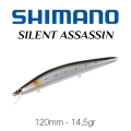 SHIMANO SILENT ASSASSIN 120MM 14.5GR 13-T